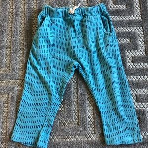 Zara Baby Boy Soft Terry Sweatpants